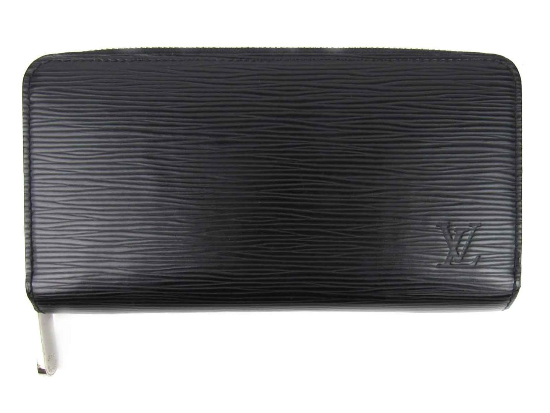 Lyst - Louis Vuitton Zippy Wallet Round Purse Long Wallet Epi ... 152c8f168ac