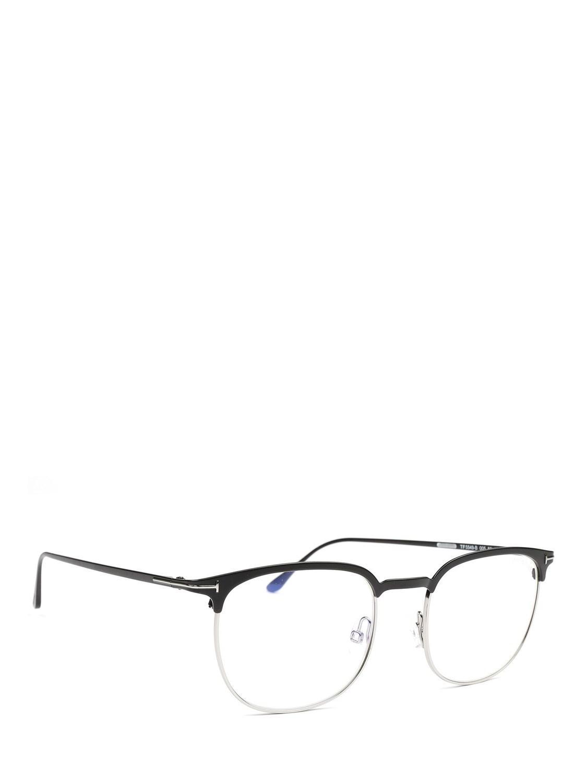 baa2404f632 Tom Ford - Men s Ft5549b005 Black Acetate Glasses for Men - Lyst. View  fullscreen