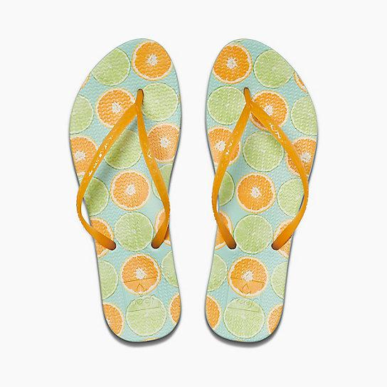 a4bf425be41c84 Lyst - Reef Escape Lux Print in Yellow