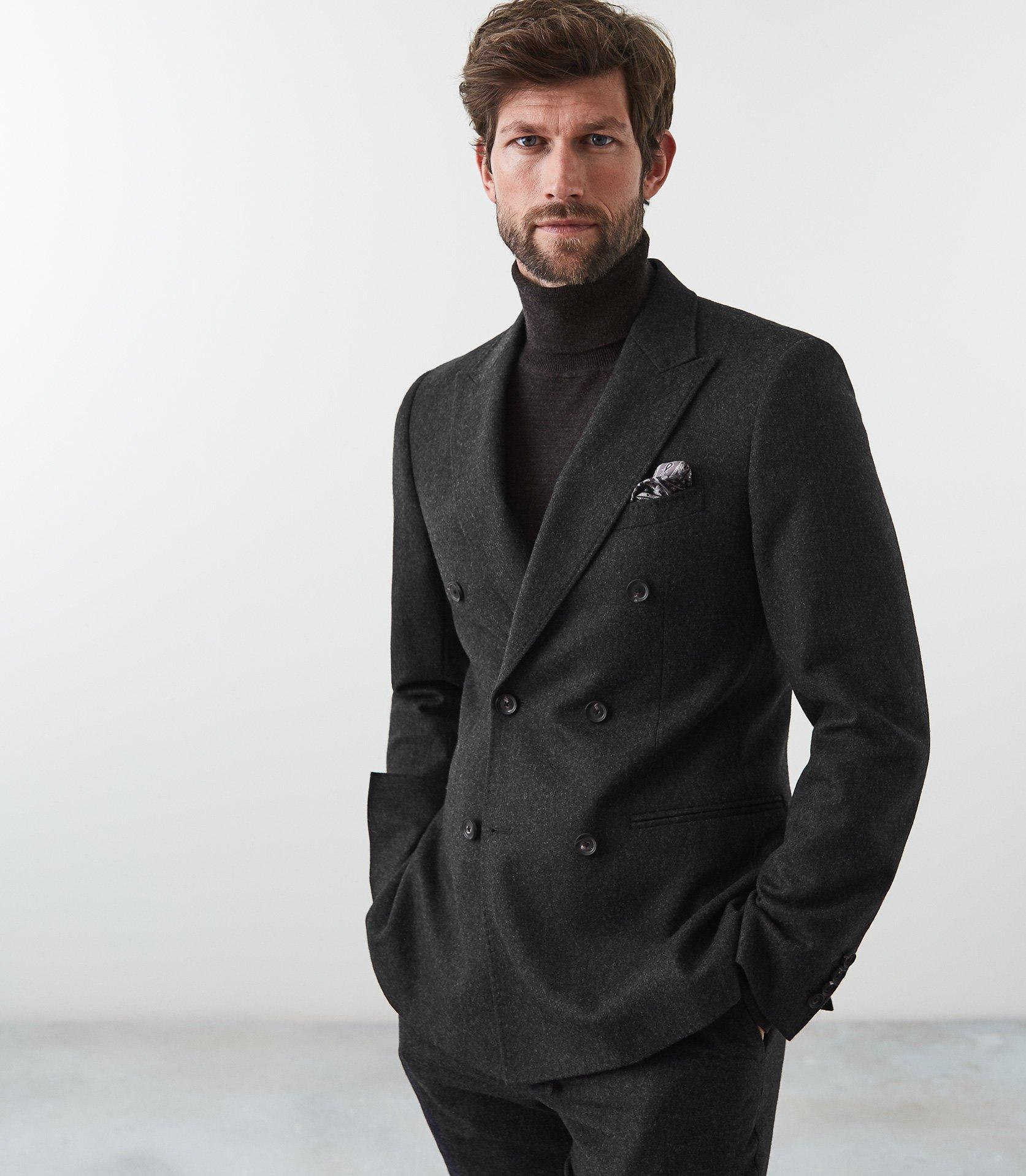 big sale 1c32e eb638 Reiss. Men s Sutton - Double Breasted Blazer