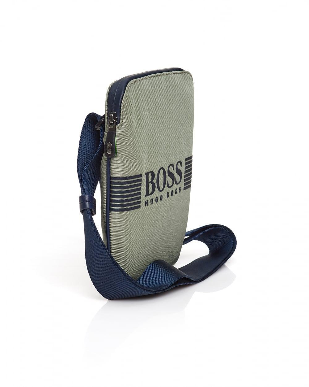 26ca2259b3 Lyst - BOSS Pixel Shoulder Bag