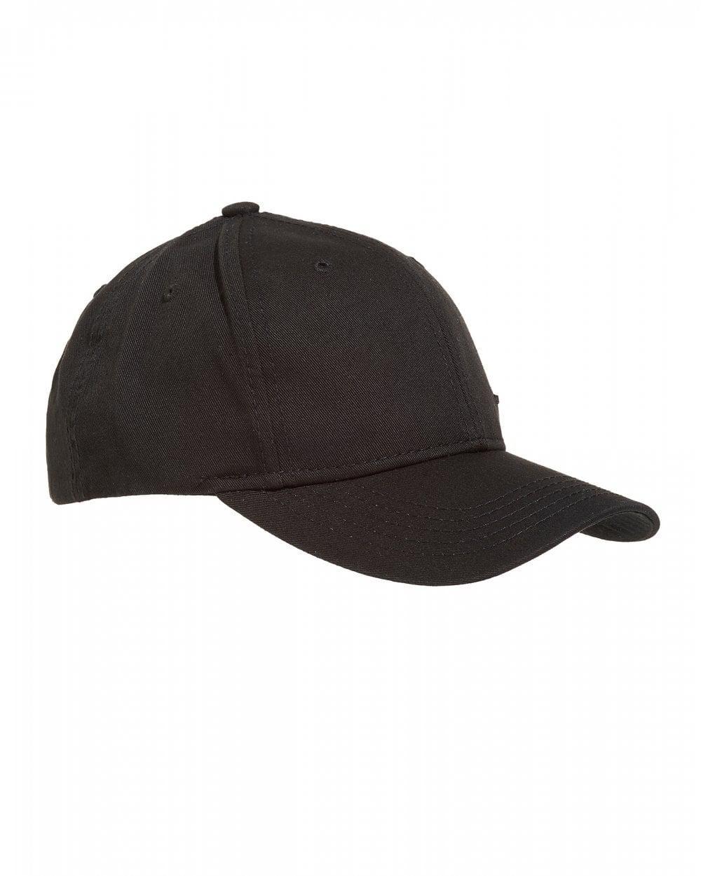 231f7cbbeb3 Lyst - True Religion Metal Logo Black Baseball Cap in Black for Men