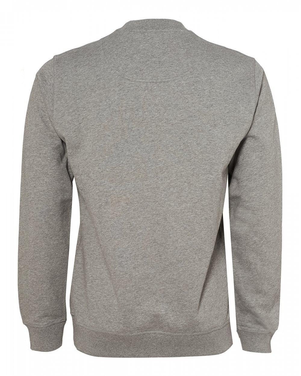 3c96547b9 KENZO Eye Logo Sweatshirt, Regular Fit Dove Grey Sweat in Gray for Men -  Lyst
