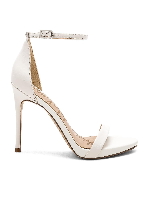 021bdbb42 Lyst - Sam Edelman Ariella Sandal in White