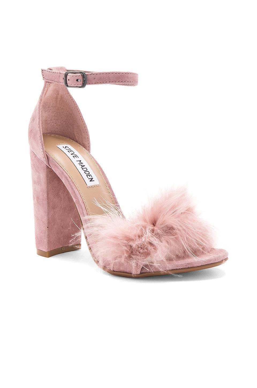 133c6559ff2 Steve Madden Pink Carabu Heels