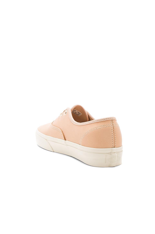 Vans Leather Authentic Dx Sneaker