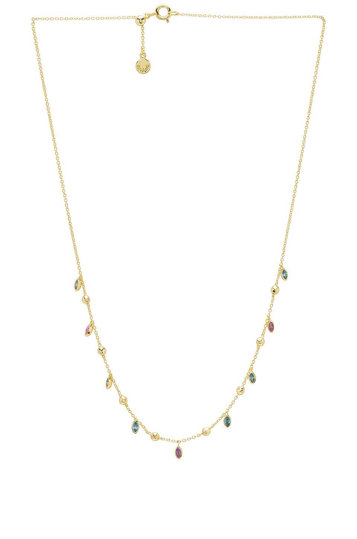 Gorjana Rumi Burst Adjustable Necklace v6MxVB