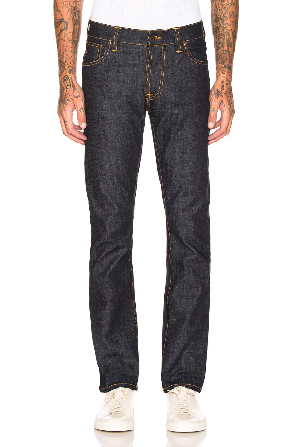 Nudie Jeans Cotton Thin Finn for Men - Save 52%