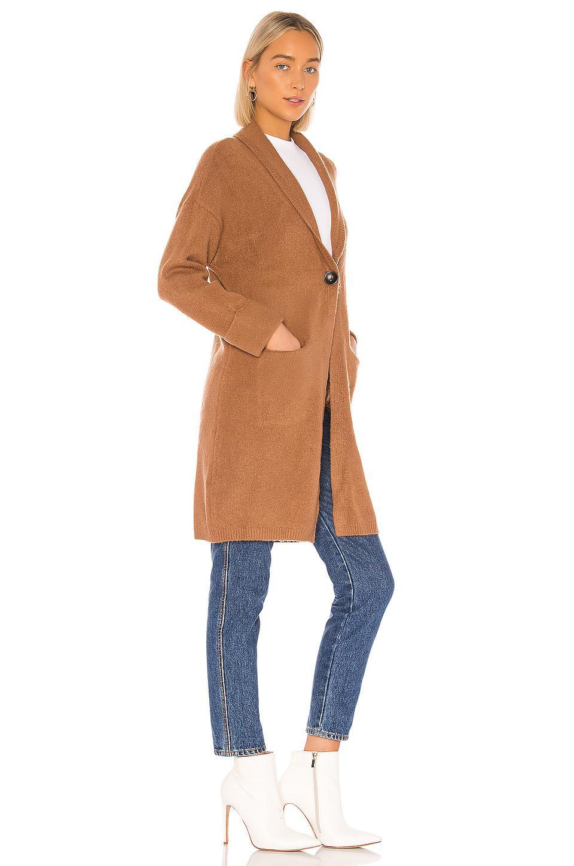 Chaqueta suéter bristol Tularosa de Tejido sintético de color Marrón