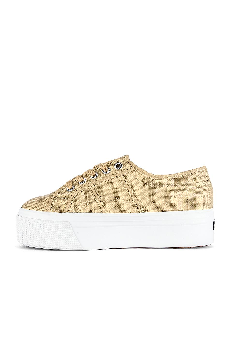Zapatilla deportiva 2790-acotw Superga de Lona de color Neutro