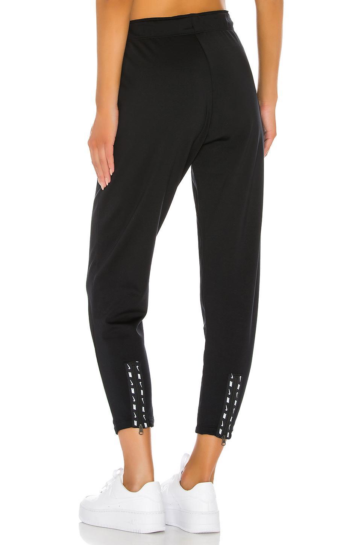 Pantalón deportivo Nike de Tejido sintético de color Negro