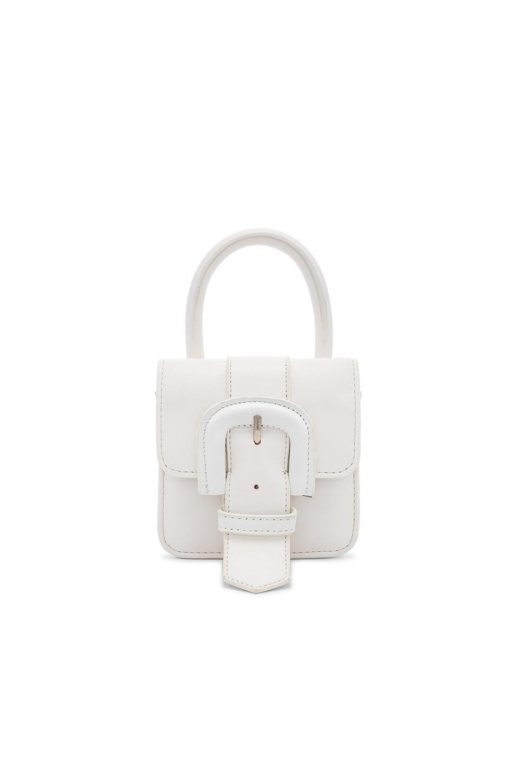d6e384d2e134e House of Harlow 1960 X Revolve Ilena Micro Bag in White - Lyst