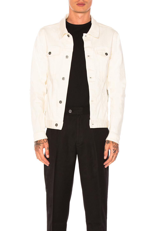 Zanerobe Greaser Denim Jacket For Men Lyst