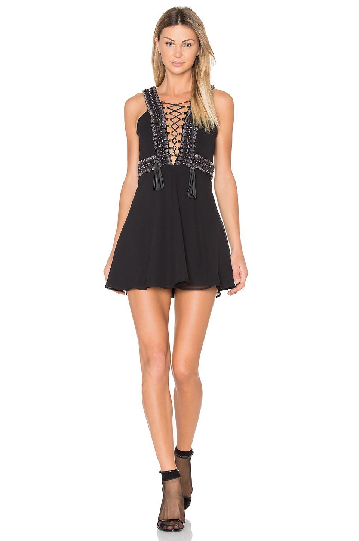 NBD Super Model Mini Dress in Black from REVOLVEclothing.com