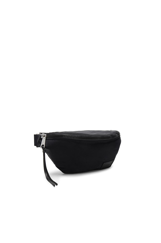 Rebecca Minkoff Synthetik Nylon Belt Bag in Schwarz 0oqFc