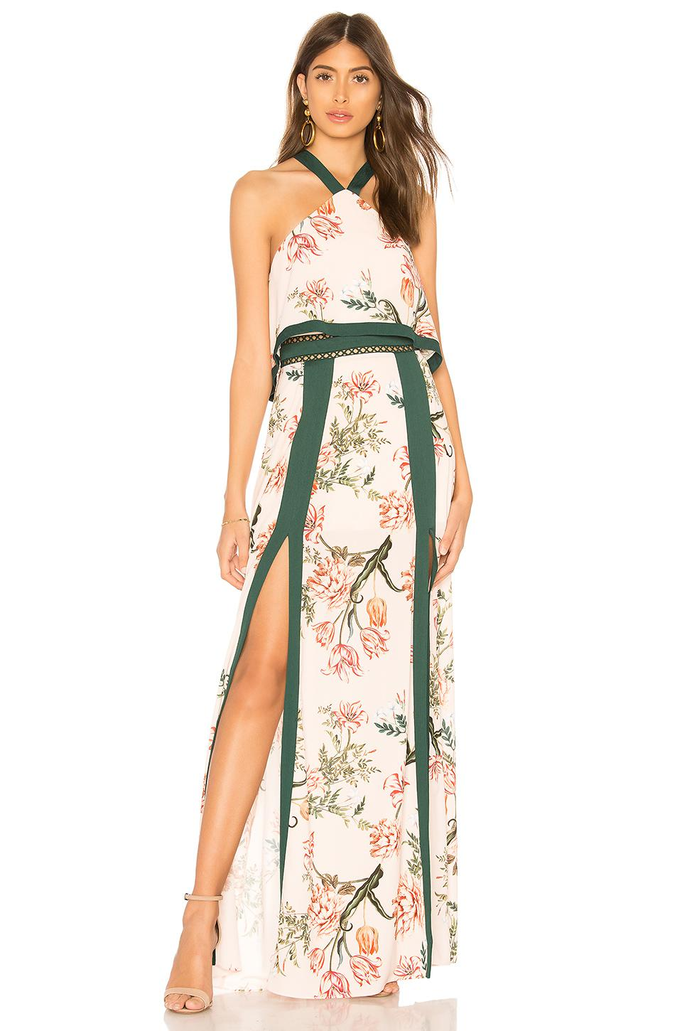 Style Stalker Dresses Ivory Maxi