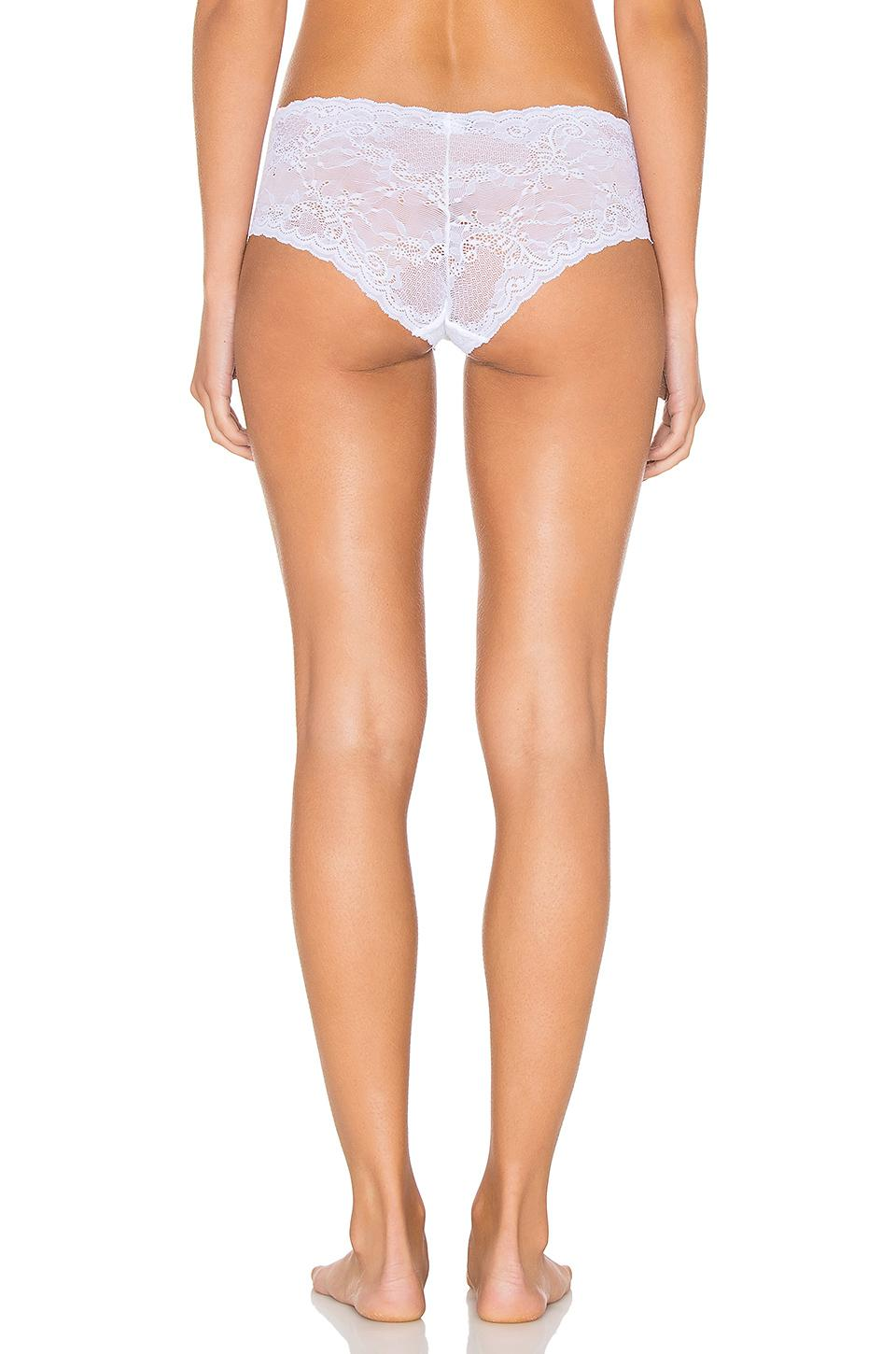 Cosabella Synthetic Trenta Hotpant in White