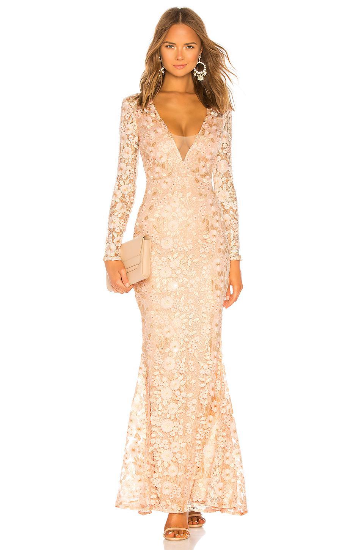 Lyst - Michael Costello X Revolve Genner Gown 3fb112606b6