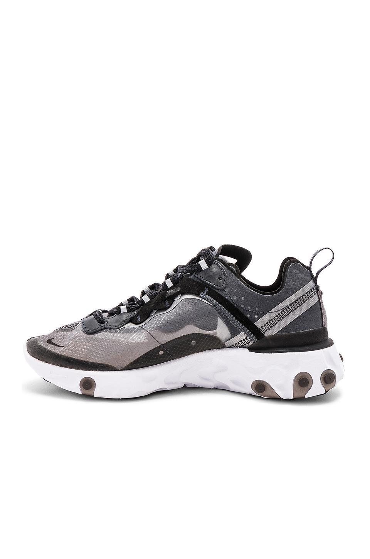 Nike React Element 87 Sneaker in Grey