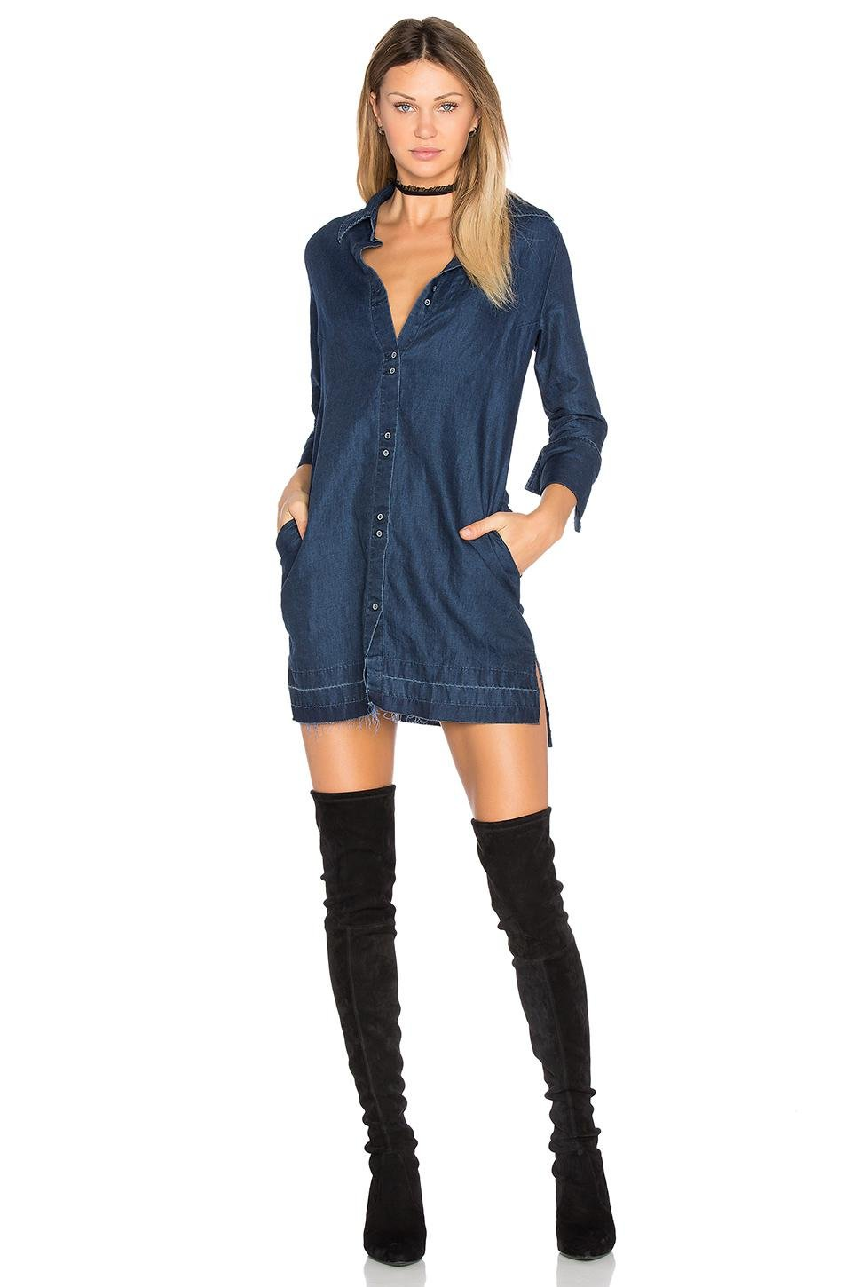e0b4698ed6 Gallery. Previously sold at  REVOLVE · Women s Shirt Dresses ...
