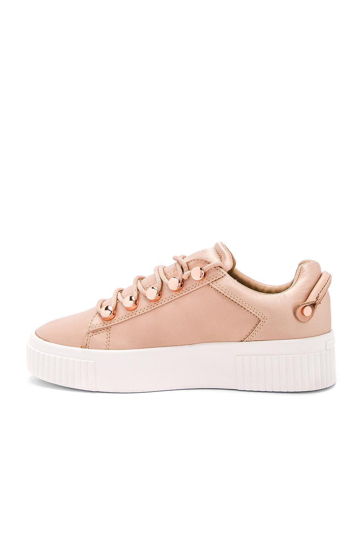 Kendall + Kylie Rae Sneaker in Blush & Light Nude (Pink)