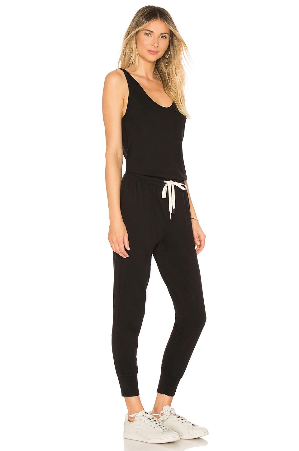 580bc9911627 Lyst - n PHILANTHROPY Opal Jumpsuit in Black - Save 40%