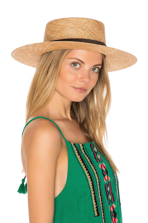 a33fc696e7e88 Janessa Leone - Natural Jade Bolero - Lyst. View fullscreen