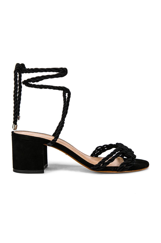 6755d10bc8b Lyst - RAYE Naomie Heel in Black