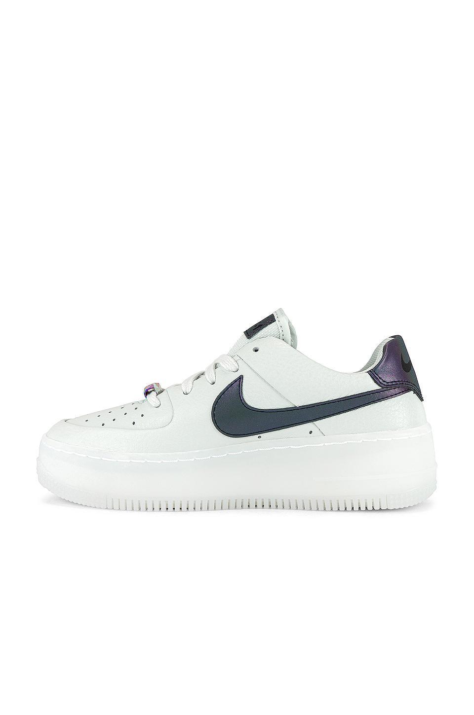 Zapatilla deportiva af1 sage low lx Nike de Cuero de color Blanco