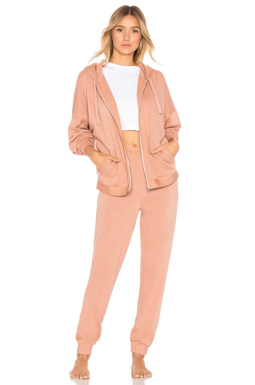 6c51c94236 Calvin Klein - Multicolor Tonal Logo Full Zip Hoodie - Lyst. View fullscreen
