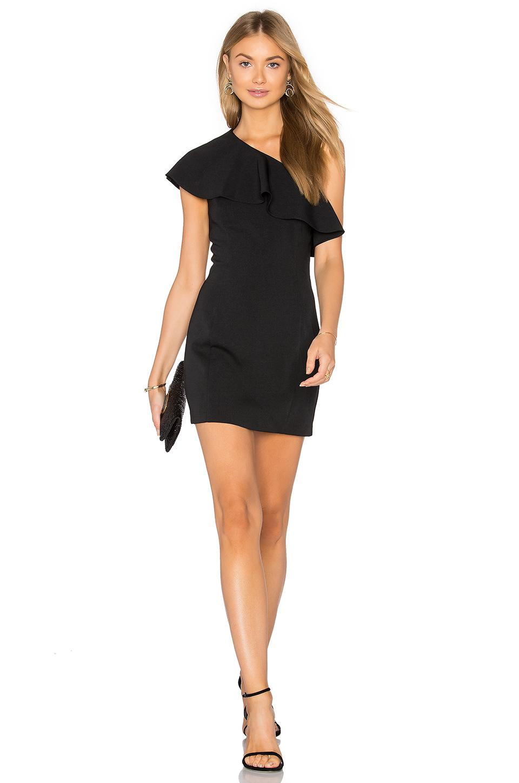 Amanda Uprichard Meringue Dress In Black Lyst