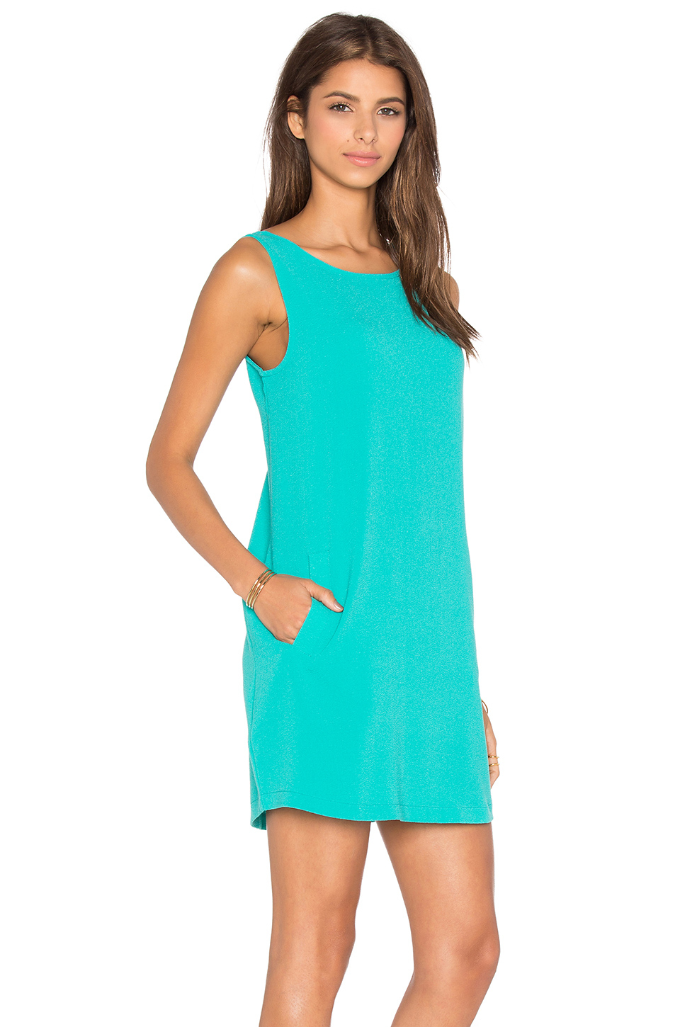 Lyst Bb Dakota Jack By Mack Dress In Green