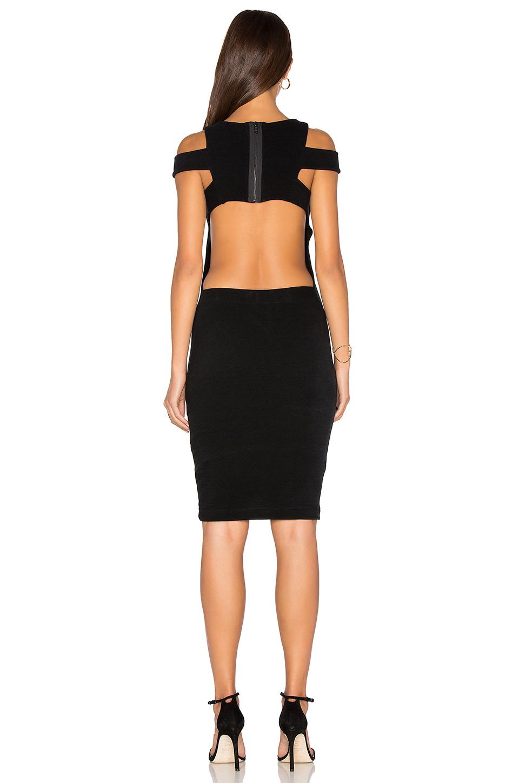 Benjamin Jay Suravi Dress In Black Lyst
