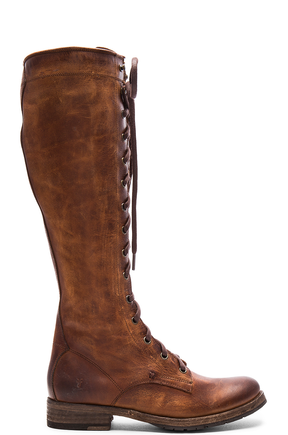 Frye Melissa Tall Lace Boot Lyst