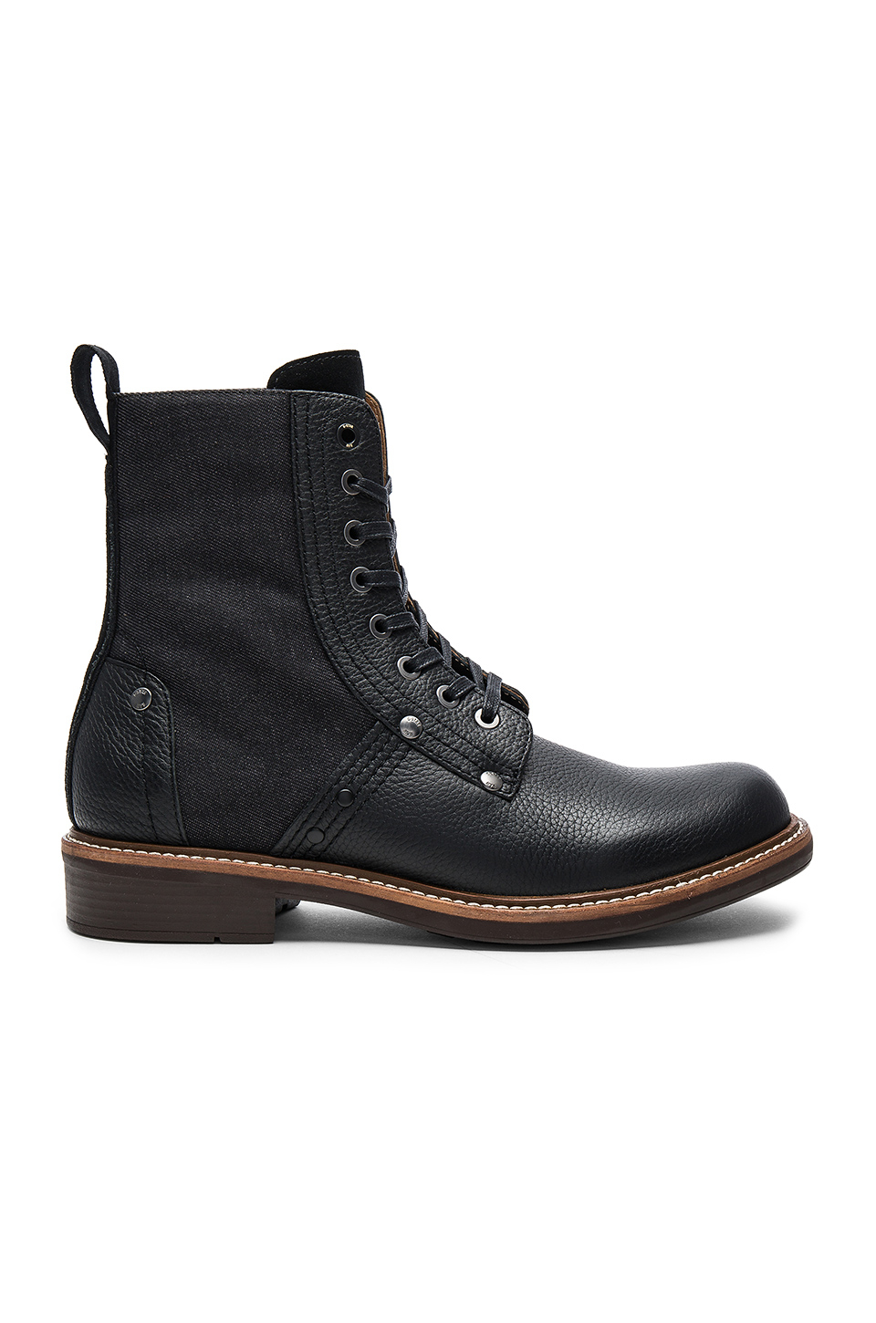 g star raw labour boot in black for men lyst. Black Bedroom Furniture Sets. Home Design Ideas