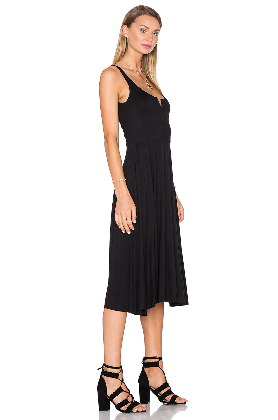house of harlow 1960 x revolve elle tank dress in black lyst