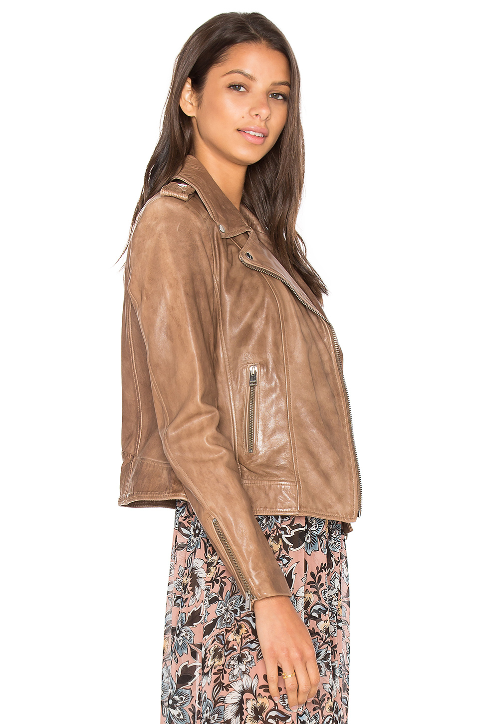 Lyst Lamarque Donna Leather Jacket