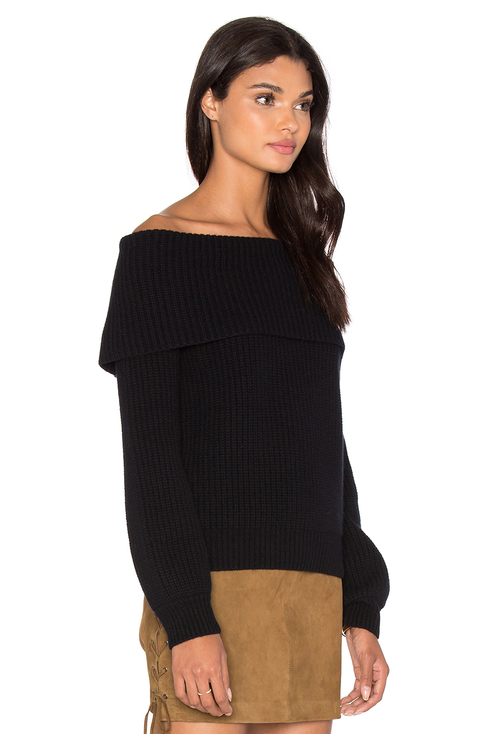 LPA Wool Sweater 2 in Black