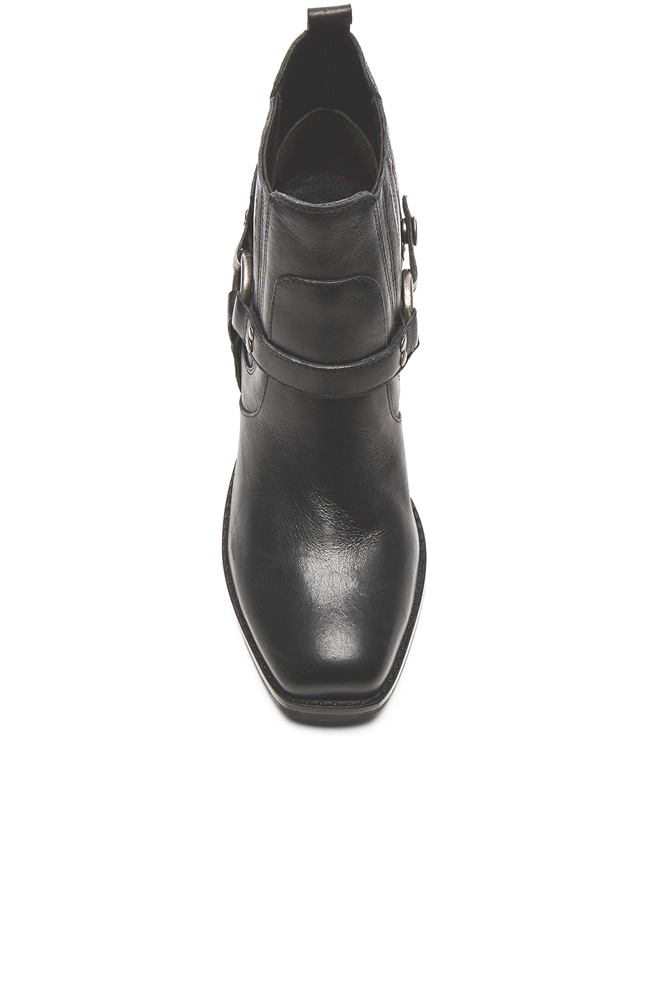 Matisse Leather Jasmin Boot in Black