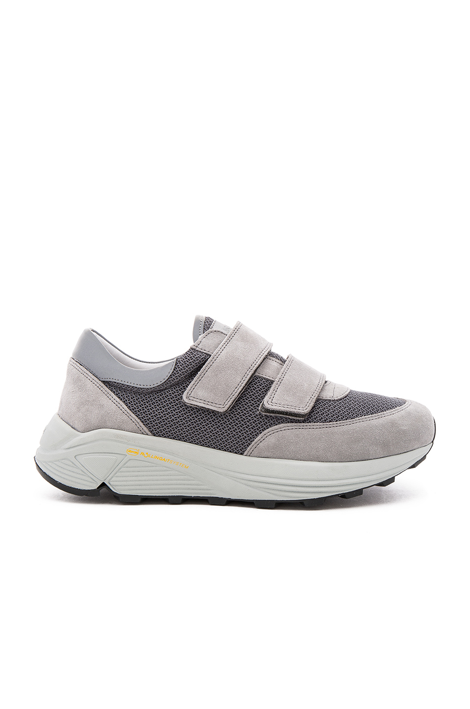 Our legacy Monorunner 2 Strap Sneakers in Gray for Men | Lyst