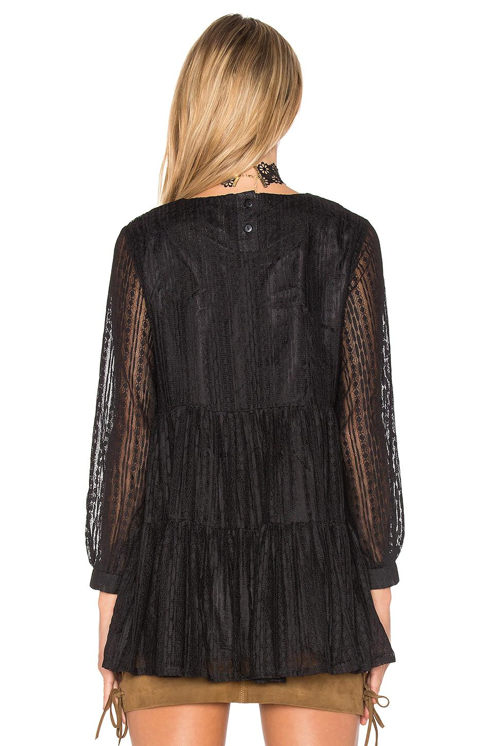 More Amore Lace Tunic in Black Raga Cheapest Online Discount Best Prices lBE6NtD82h