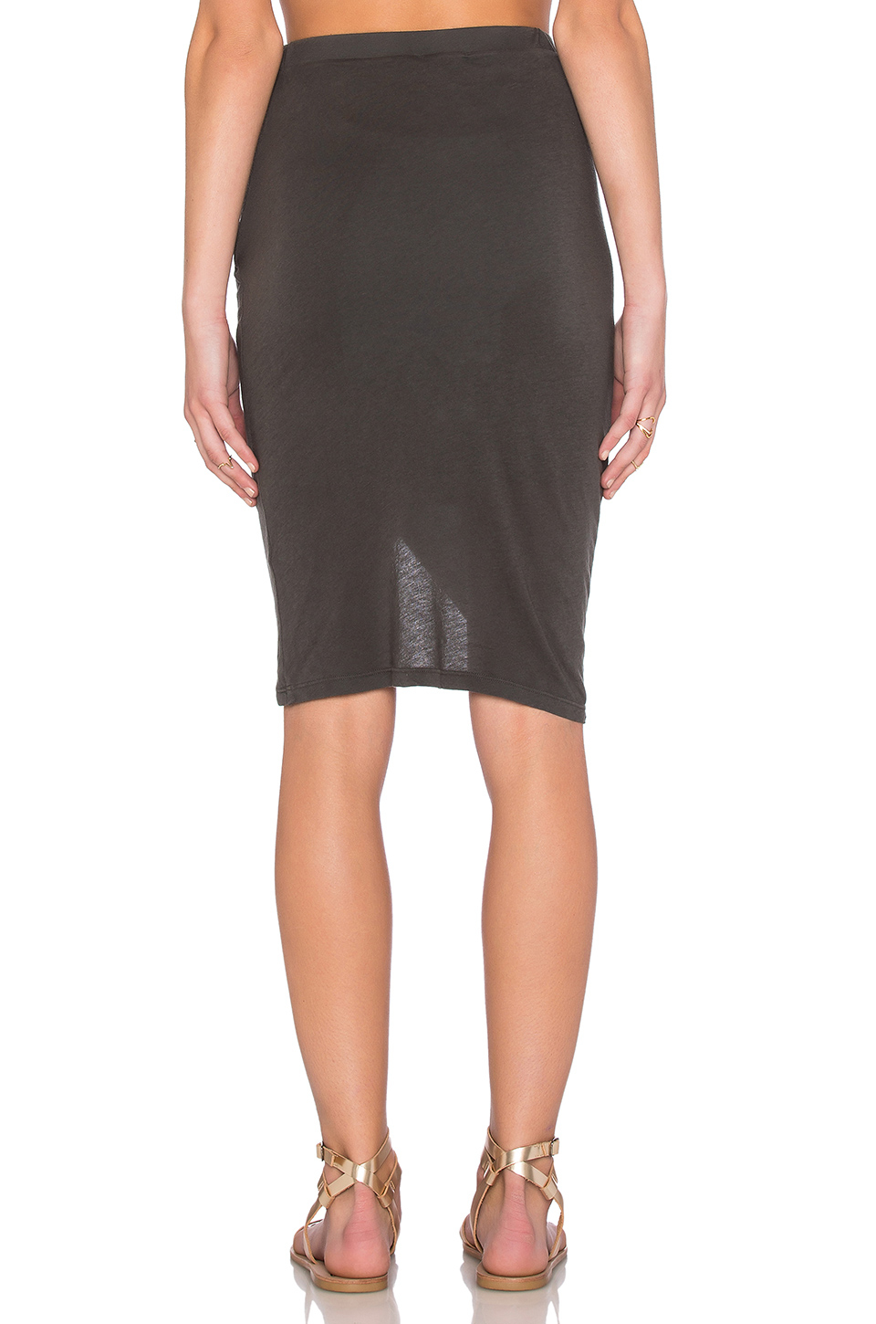 splendid vintage whisper pencil skirt in black lyst