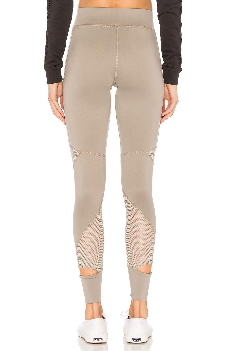 Puma En Pointe Legging in Green - Lyst d08406bc4