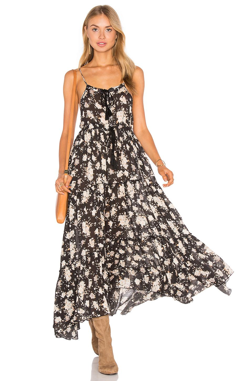 248c729fed Spell & The Gypsy Collective Multicolor Gypsy Dancer Dress