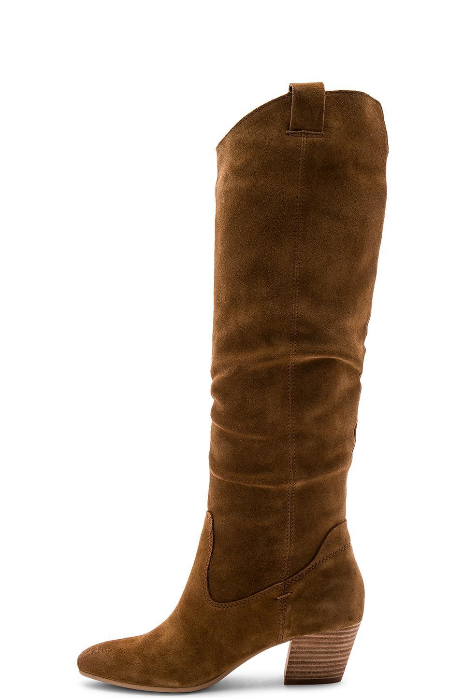 52ff72b2cf4 Dolce Vita Hinley Boot in Brown - Lyst