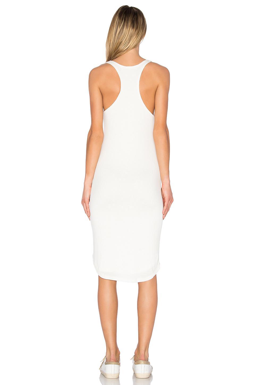 A Fine Line Kim Dress In White Lyst