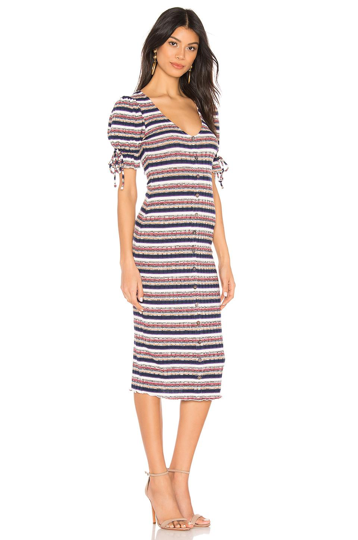 Lyst - Tularosa Dallas Dress in Black 34f0c7801