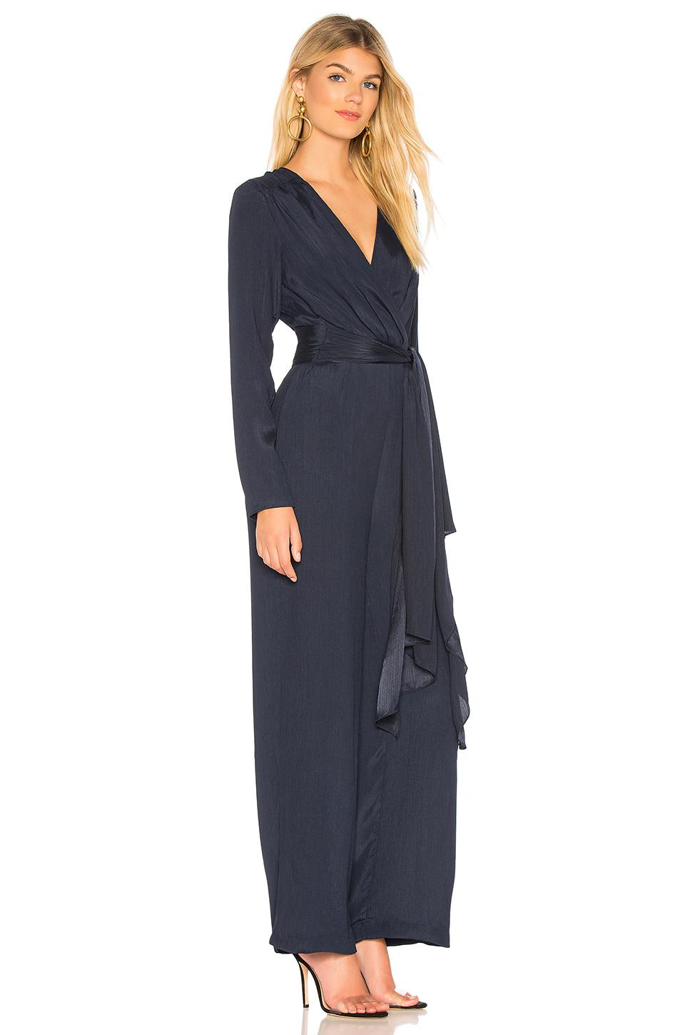 b609074078 C meo Collective Eminence Jumpsuit in Blue - Lyst