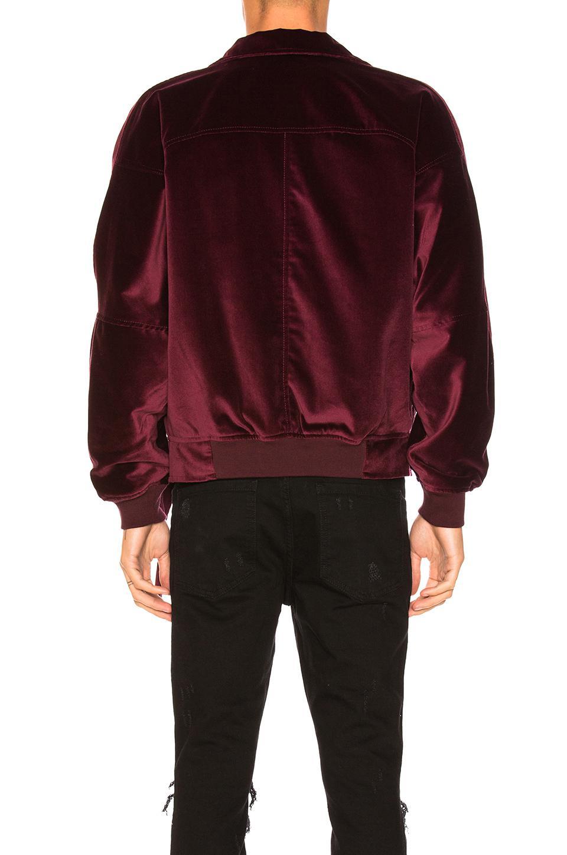 Represent Cotton Collar Jacket for Men