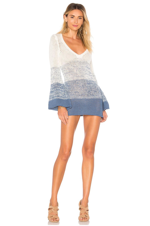 15376fff3b8b9 Tularosa Lucy Dress in Blue - Lyst